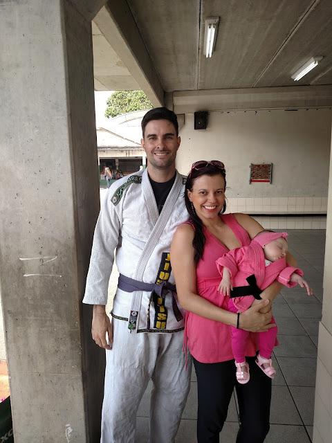 Convite Aula Defesa Pessoal - Academia Sigma - Jiu Jitsu - Blog Mamãe Sortuda