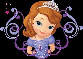 Renders PNG Princesa Sophia