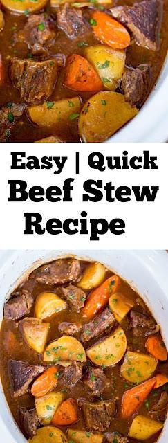 Beef Stew Recipe #beefstewrecipe #beefstew #beef #dinner