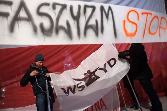 Czy będą zmiany w prawie po reportażu programu TVN o neonazistach?