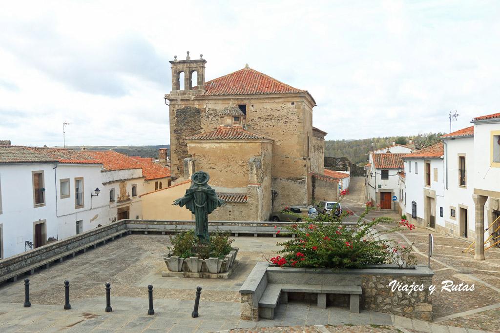 Iglesia de San Pedro, Alcántara