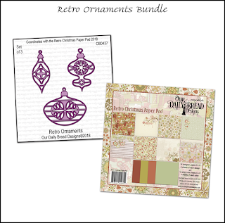 Retro Ornaments Bundle