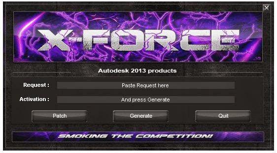 Autodesk 2014 xforce keygen 64bits version for autocad 2016 free download