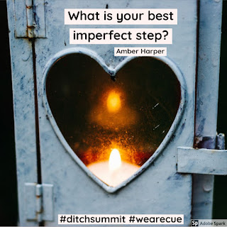 What is your best imperfect step candle burning