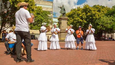 La música y el baile del merengue en la República Dominicana Patrimonio Cultural