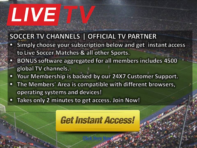 Click Here to Watch Football Live in HD