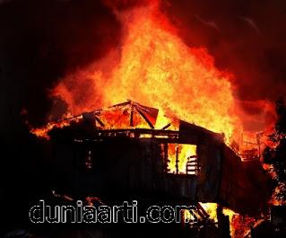 Mimpi Kebakaran Menurut Primbon Jawa