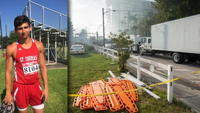 Κατάρρευση πολυκατοικίας στη Φλόριντα: «Προσευχόμαστε για ένα θαύμα» λέει η θεία του 21χρονου ομογενή που αγνοείται