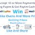 Accept Payment And Win Hero Glamour Motorcycles