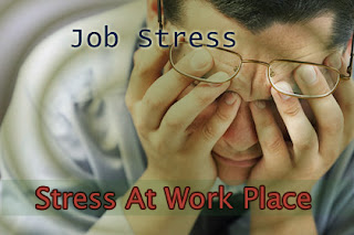 Job Stress at work place