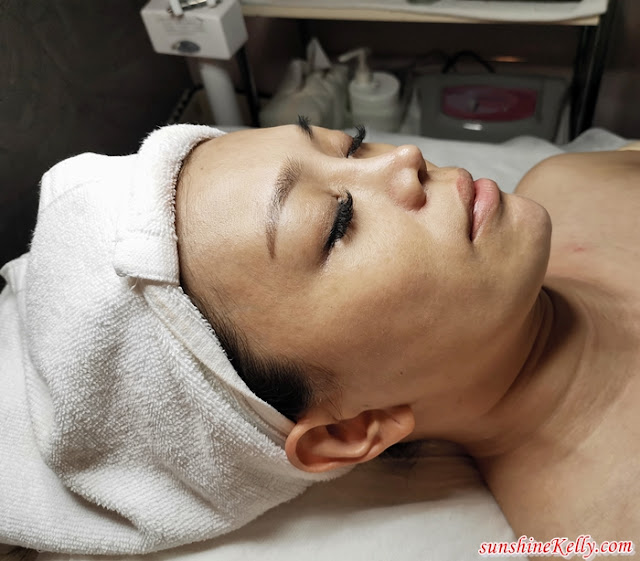 Quantum Yoga Facial Therapy, Facial Review, Phillip Wain KL ECO City, Phillip Wain Malaysia, Beauty, Anti Aging Facial, V Shape Facial
