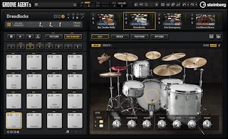 Steinberg Groove Agent 5 v5.0.20.207 Full version