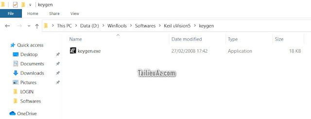 Download Keil C v5 Full Crack