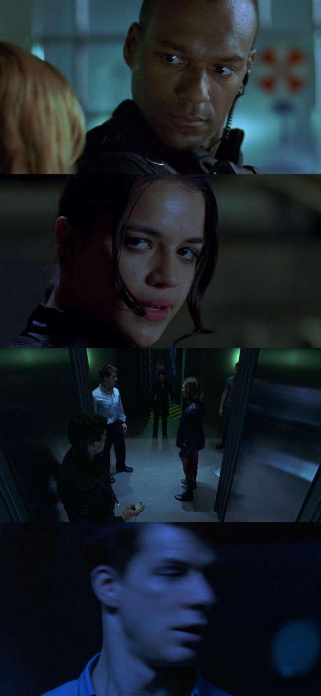 Resident Evil: El Huesped Maldito (2002) HD 1080p Latino