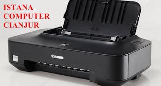 Cara memperbaiki printer canon