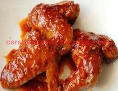 Foto Resep Sadas Sayap Ayam Goreng Pedas (SADAS) Ala D'Besto Sederhana Spesial Asli Enak