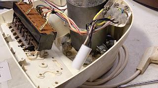 Entstörkondensator Eingebaut