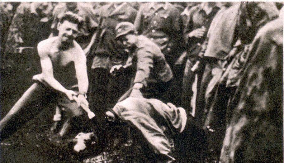 massacre, exécution... Nazi%2Bgerman%2Bwar%2Bcrime%2Bbeheading%2Byugoslavia%2Bpartisan%2Bss%2Baxe%2Bexecution2