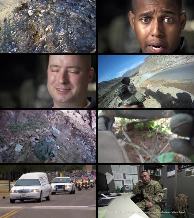 Citizen Soldier 2016 English 720p BRRip