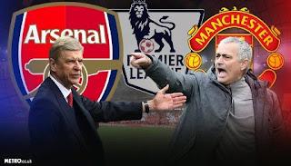 Arsenal vs Manchester United: Mourinho Janjikan Permainan Menyerang