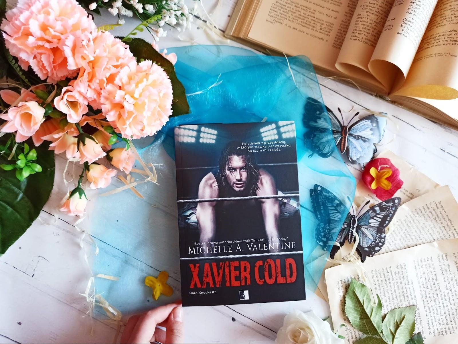 """""""Xavier Cold"""" Michelle A. Valentine"""