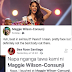 People reacts to Maggie Wilson, Bea Rose Santiago greetings following to Catriona Gray's win