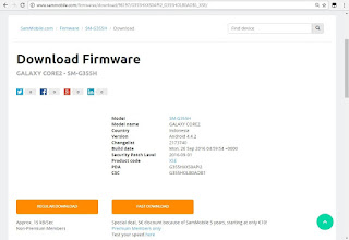 Download Firmware Samsung G355H BI