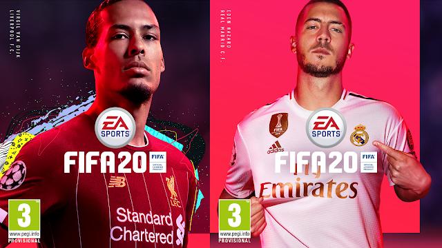 تحميل لعبة فيفا 2020 للاندرويد والايفون | FIFA 20 النسخة الاصلية