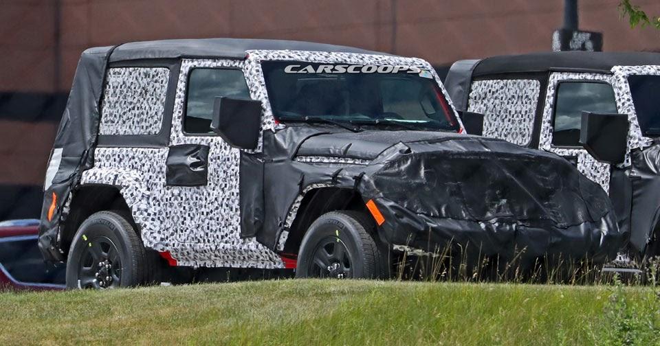 next gen jeep wrangler to get hybrid option. Black Bedroom Furniture Sets. Home Design Ideas