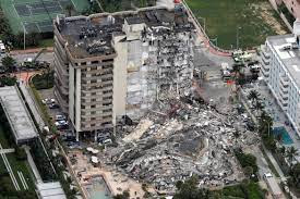 US building collapse