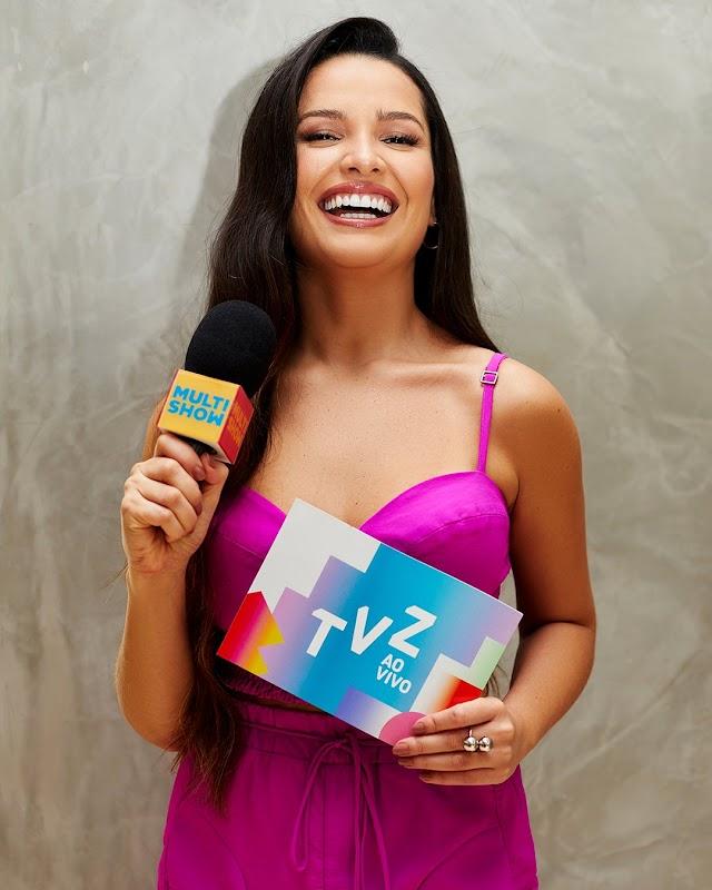 Juliette vai apresentar programa no Multishow em setembro