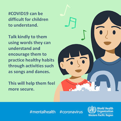Children mental health - they need listening to too