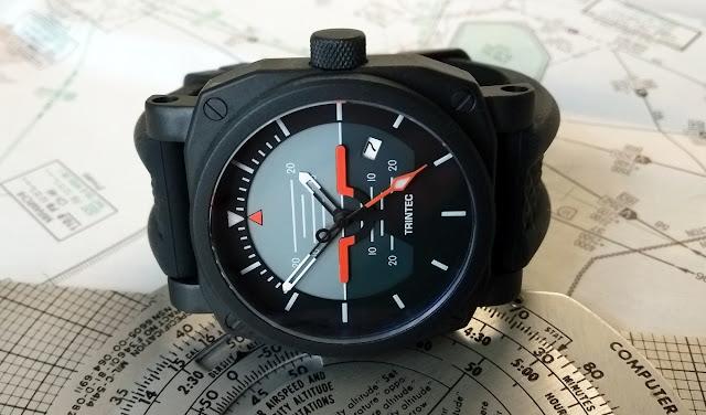 Trintec NAV-03 Horizon Black