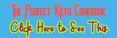 Perfect keto Cookbook