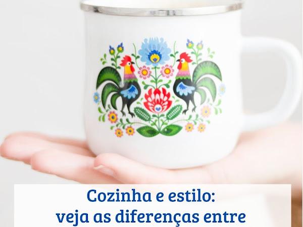 Diferenças entre cerâmica, louça, faiança e porcelana