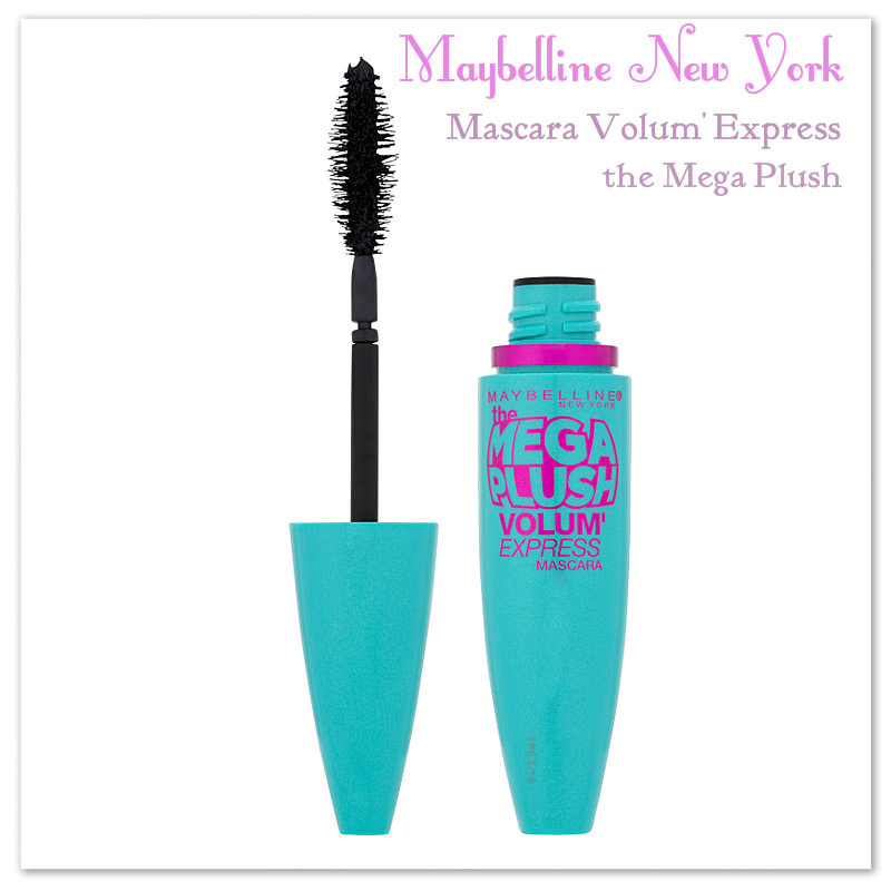 Review: Maybelline New York Mascara Volum' Express the Mega Plush