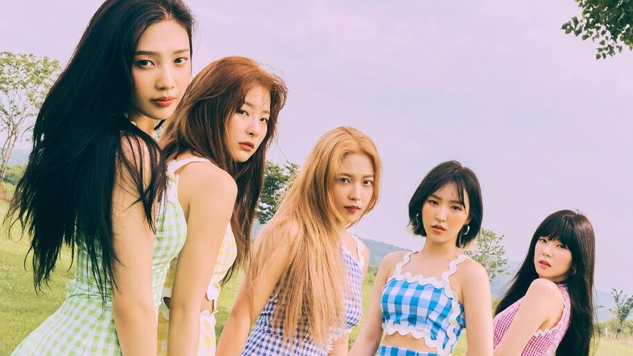 Red Velvet The Reve Festival Day 2 Members 4k Wallpaper 3 589