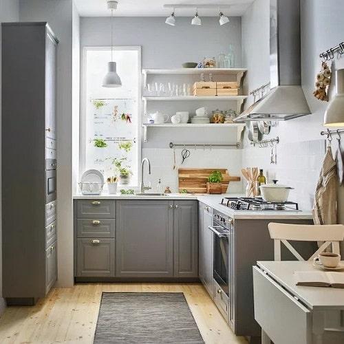 مطبخ صغير الحجم عصري ومودرن موديل 2020
