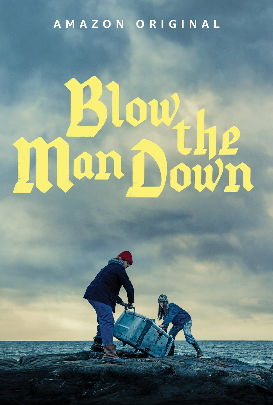 Blow the Man Down [2020] [CUSTOM HD] [DVDR] [NTSC] [Latino]