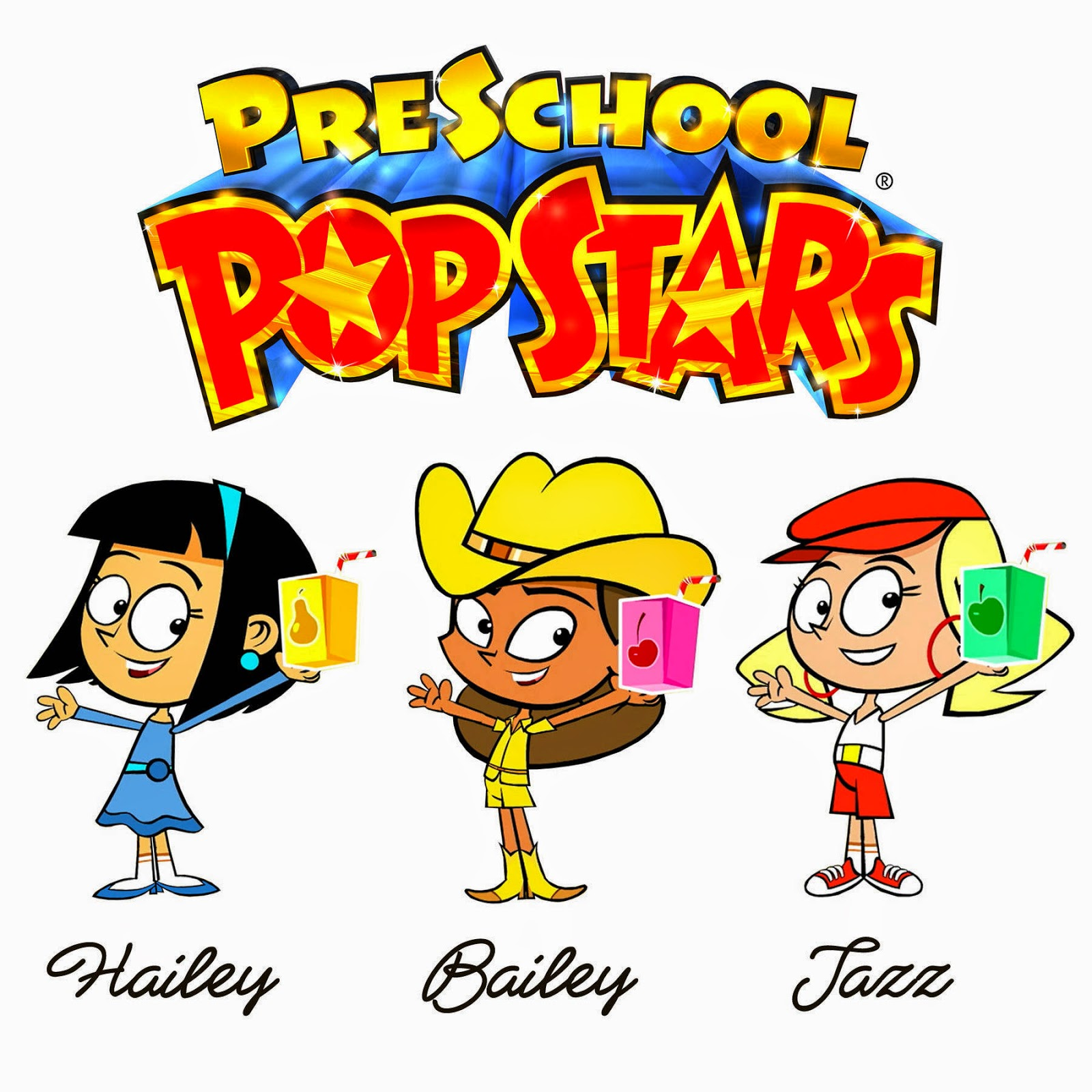 Retro Kimmer S Blog Preschool Pop Stars