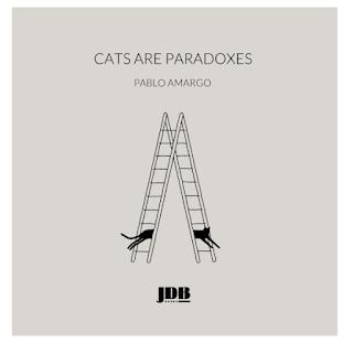 Cats are paradoxes libro ilusraciones de gatos de Pablo Amargo