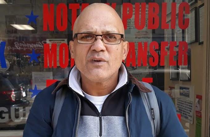 """VIDEO: El dominicano José """"Fragancia"""" cree el coronavirus es castigo de Dios por maldad y homosexuales"""