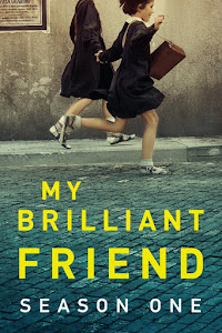 My Brilliant Friend Poster