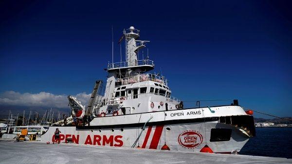 Open Arms rescata nuevos migrantes en el Mediterráneo