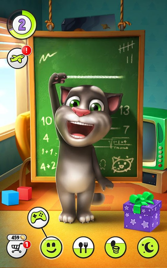 Download My Talking Tom New apk Game - Download Latest