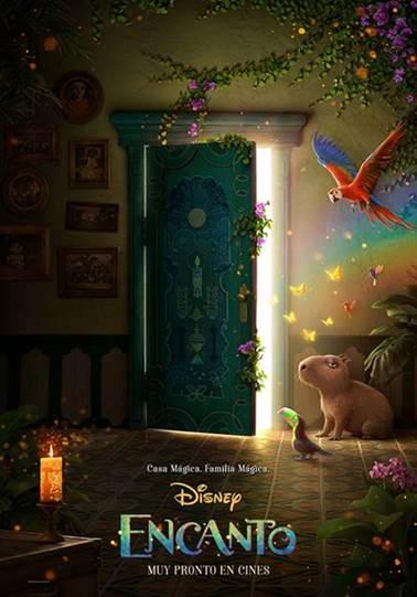 """""""Encanto"""", la nueva película de Walt Disney Animation Studios"""