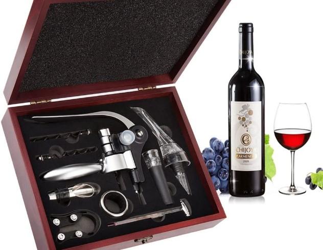 Wine Opener and Aerator Collection wedding gift