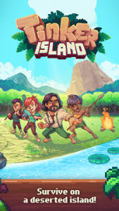 Tinker Island MOD APK v1.4.08 for Android Full Unlimited Money Gems Offline Hack Terbaru 2018 - JemberSantri