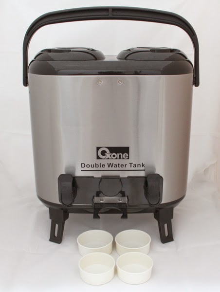 OX-128 Oxone Water Tank 15Lt - Tempat Minum Stainless
