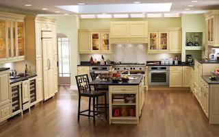 Phong thủy thiết kế nhà bếp cho gia chủ mệnh Thổ